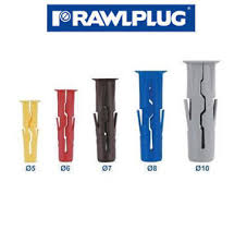 Wall/Rawl Plug